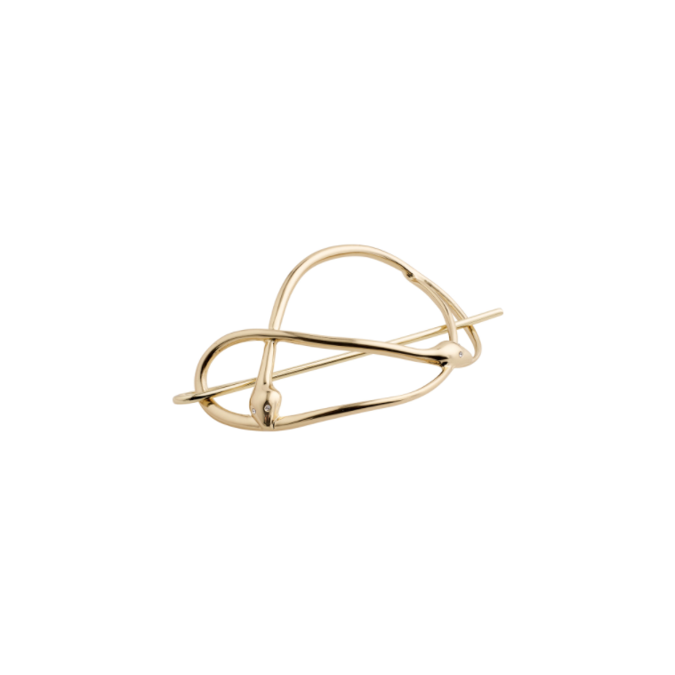 Helena Hairclip - Gold