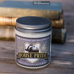 House Pride Candle: Loyalty