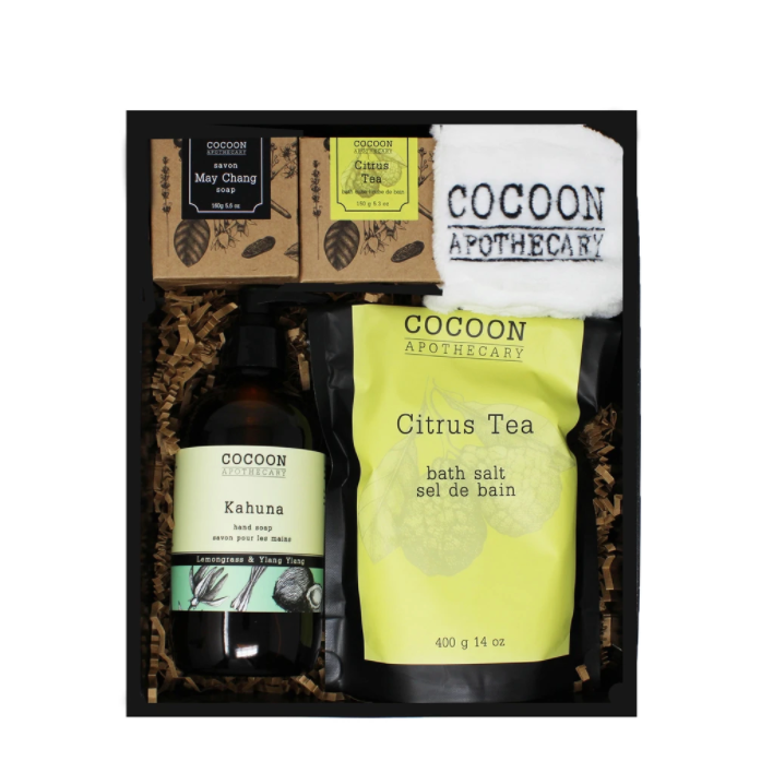 Citrus Care Package Gift Set