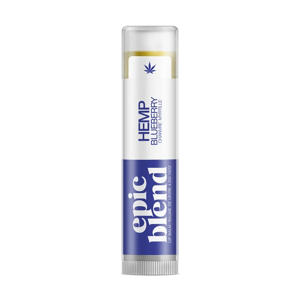 Blueberry Hemp Lip Balm