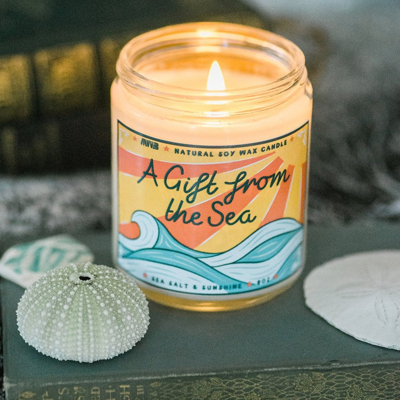 A Gift From The Sea Candle