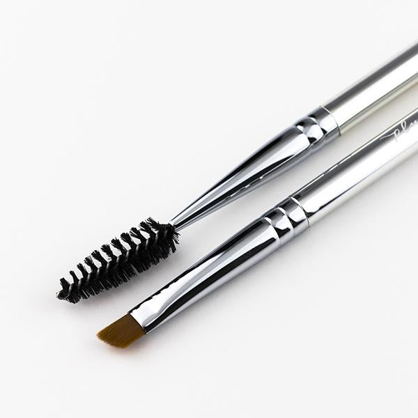 Dual Ended Eyebrow Brush