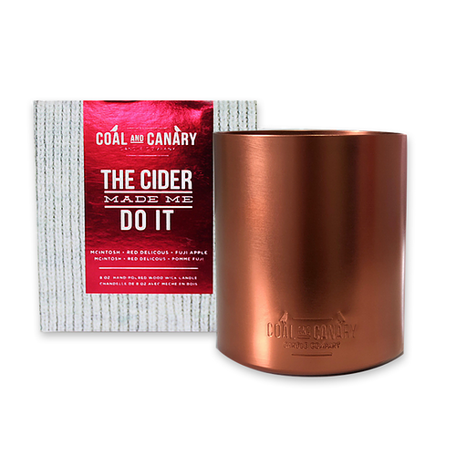 Copper Candle - The Cider Made Me Do It