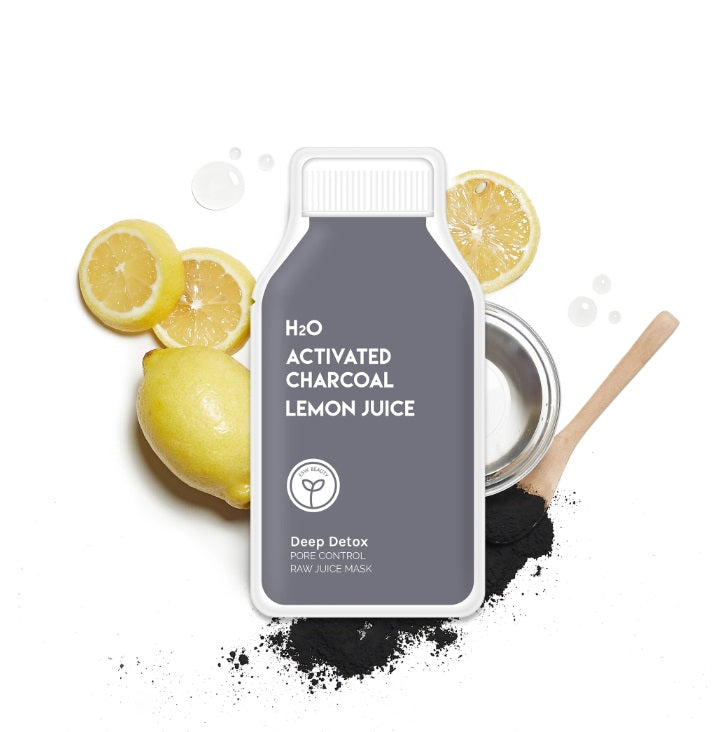 Deep Detox Pore Control Raw Juice Sheet Mask