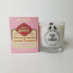 Candle - Cream Cheese & Gossip Queens