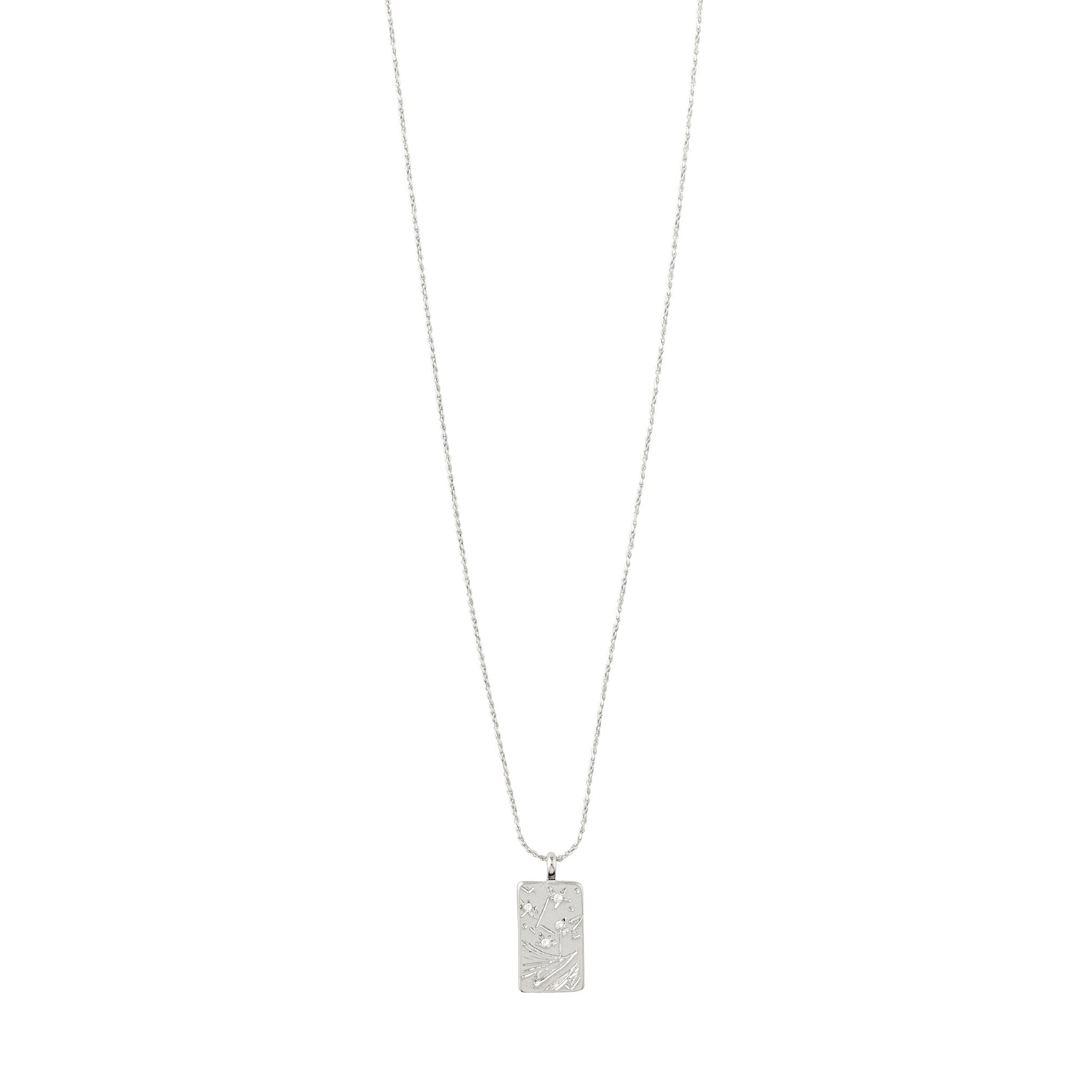 Gracefulness Necklace - Silver