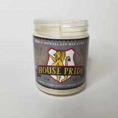 House Pride: Bravery Candle