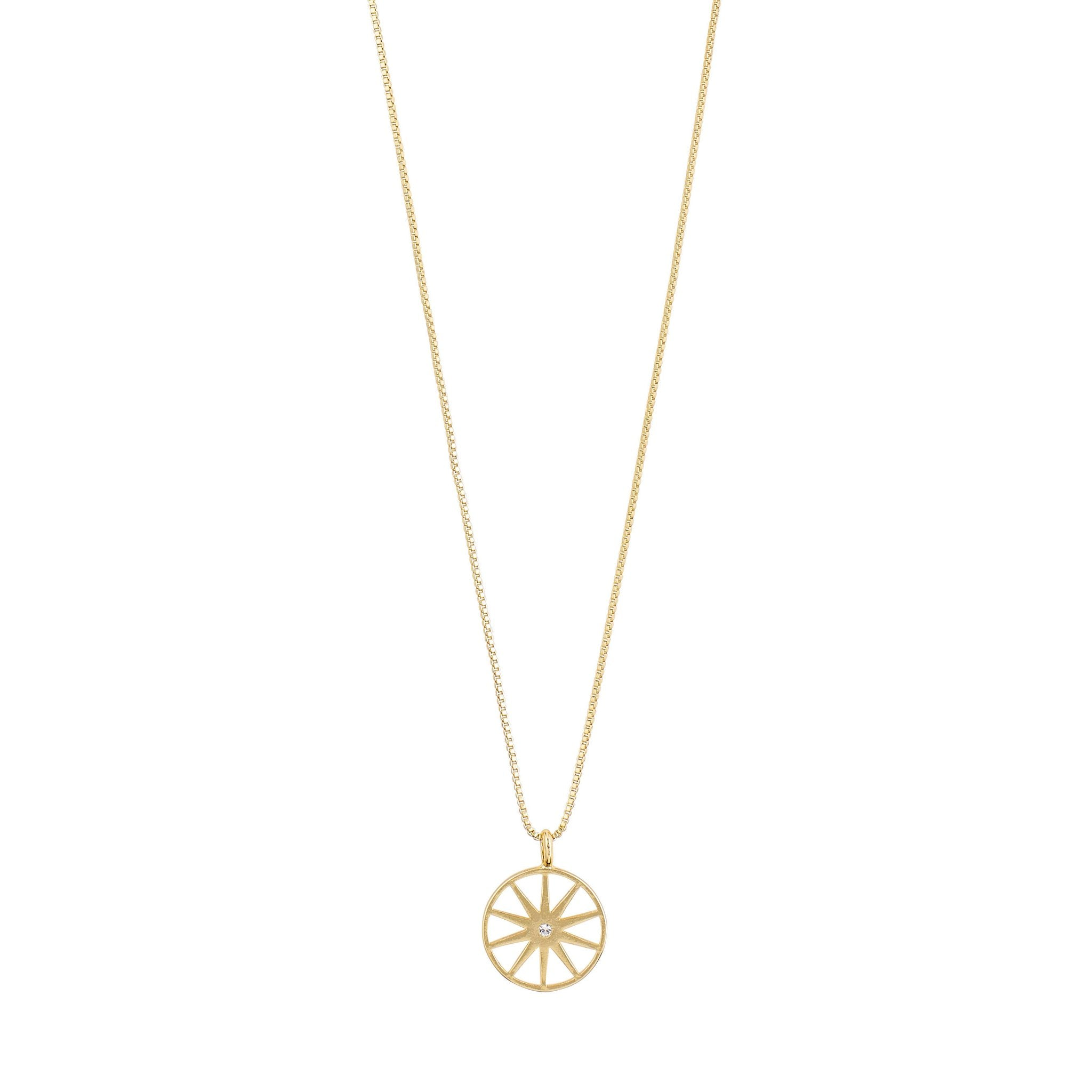 Kaylee Necklace - Gold