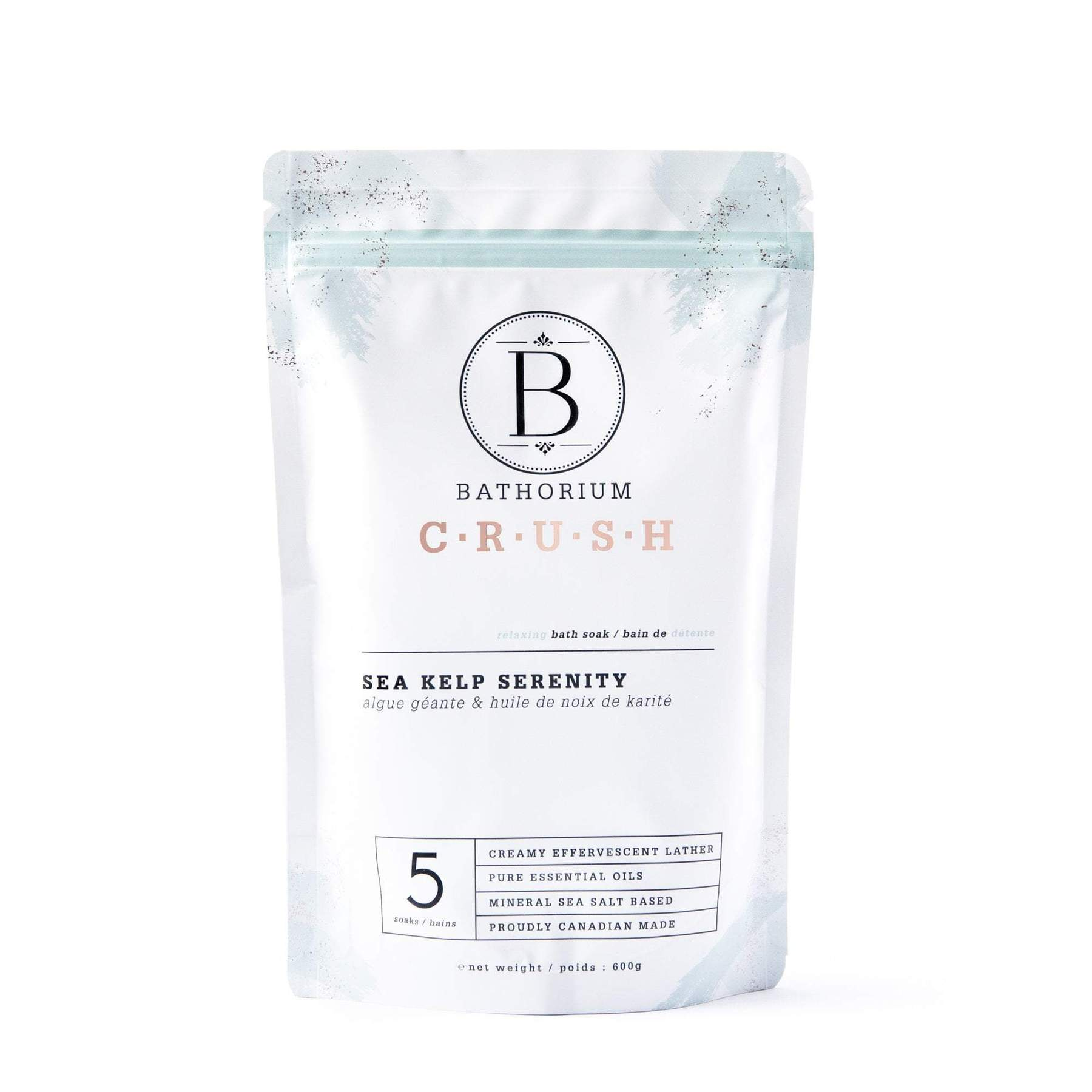 Sea Kelp Serenity CRUSH Bath Soak