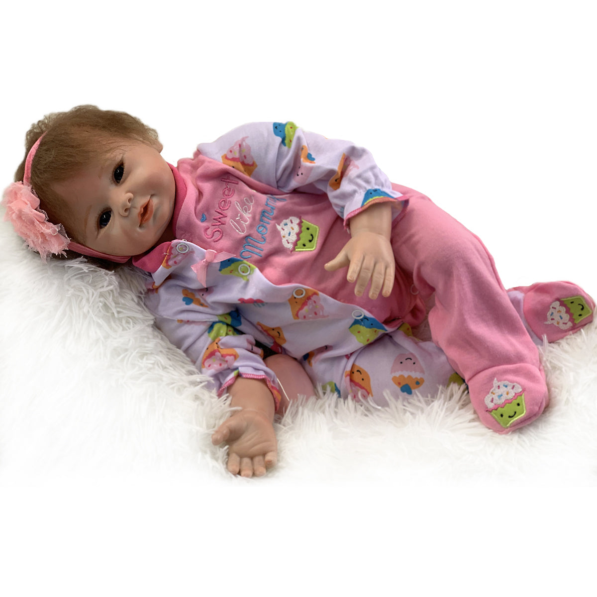 "🔥Limitied Time🔥20"" Acestar Reborn Baby Doll-Candy Puffs"