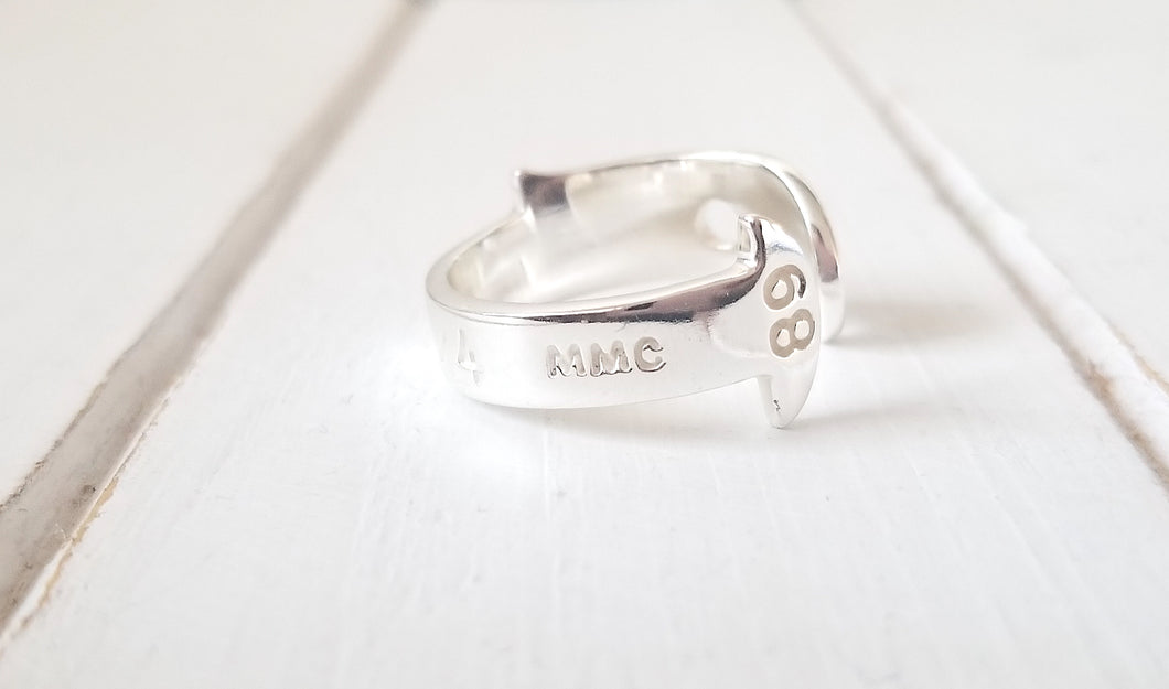 Lobster Measuring ring