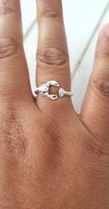 Sterling Silver Lobster Ring - Maine Lobster
