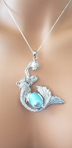 Larimar & Pearl Mermaid