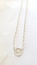 Load image into Gallery viewer, Compass Necklace