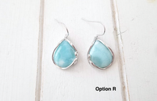 Load image into Gallery viewer, Large Teardrop Earrings