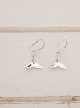 Load image into Gallery viewer, Whale Tail Earrings & Studs