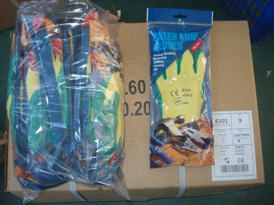 Grip Glove Retail Packed (12 pairs)