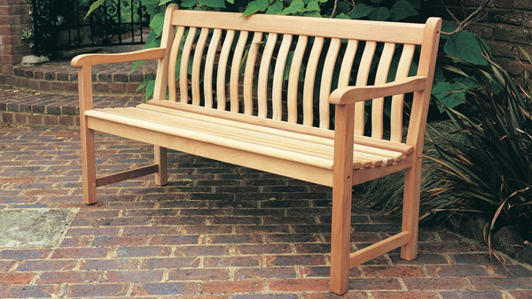 Mahogony Broadfield Bench 5ft