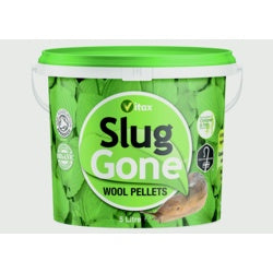 Vitax Slug Gone Tub 10L - Extra Value