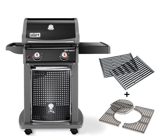Weber Spirit EO-210 + FREE Cast Iron Grate worth £99.99