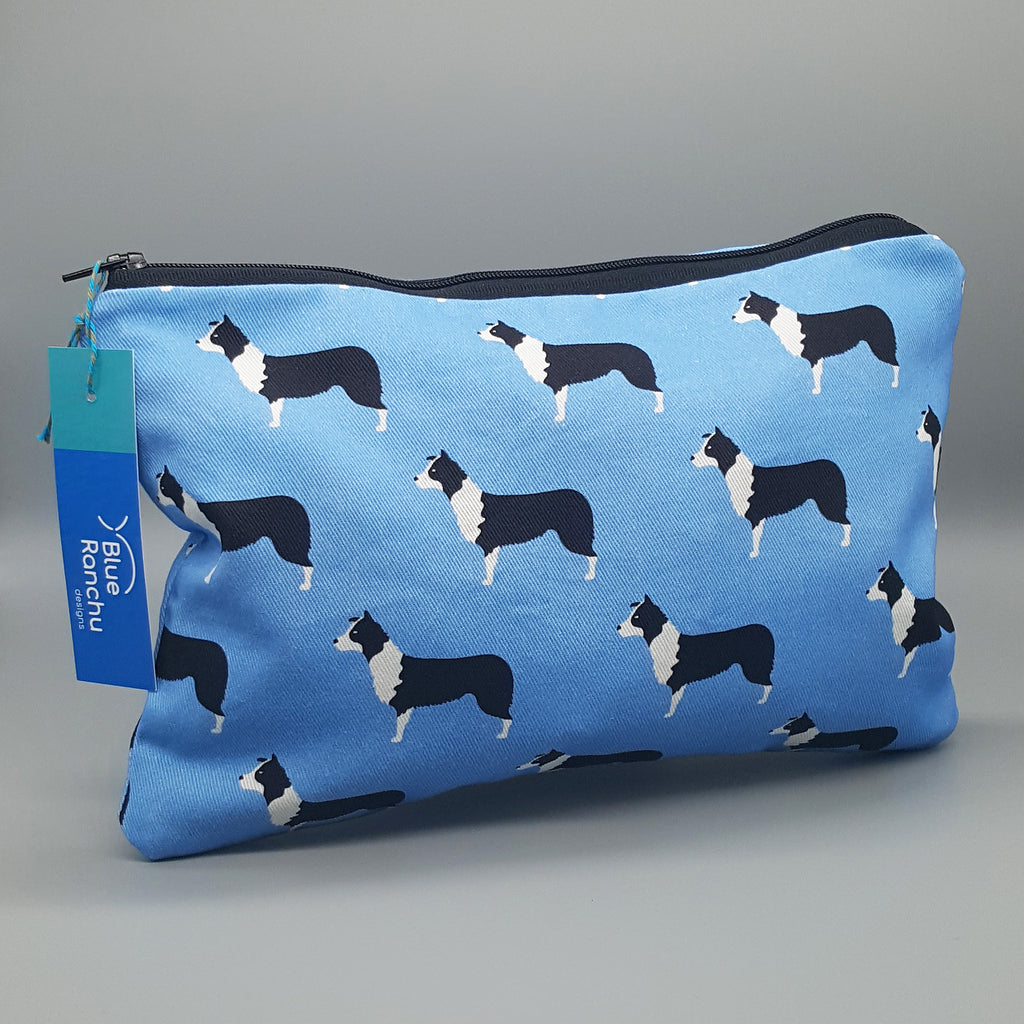 Border Collie Accessories Bag