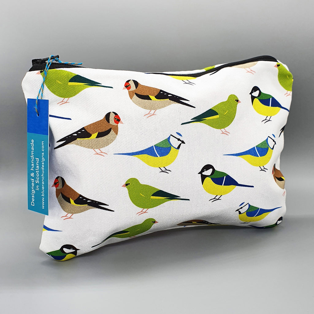 Garden Birds accessories bag