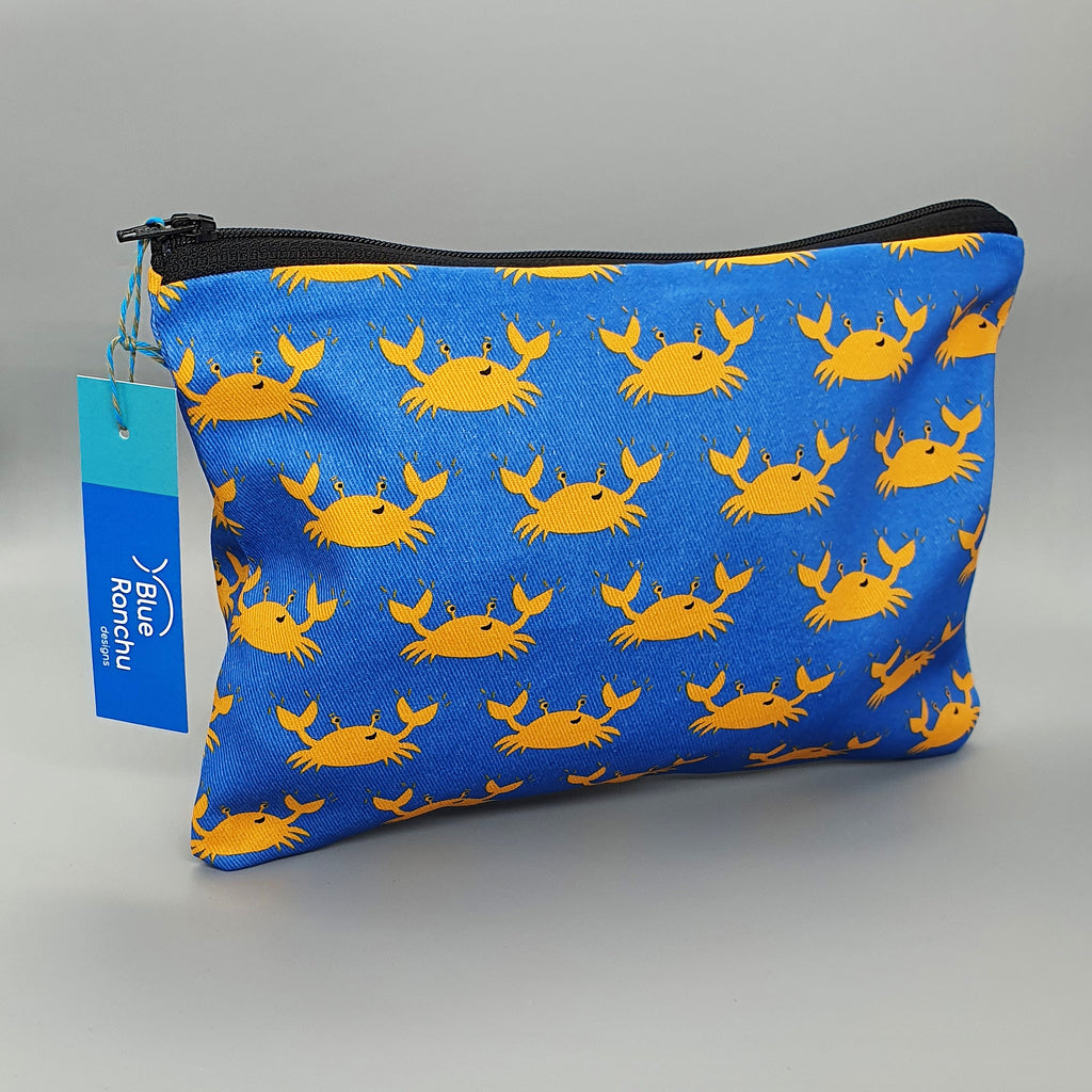 Crab accessories bag