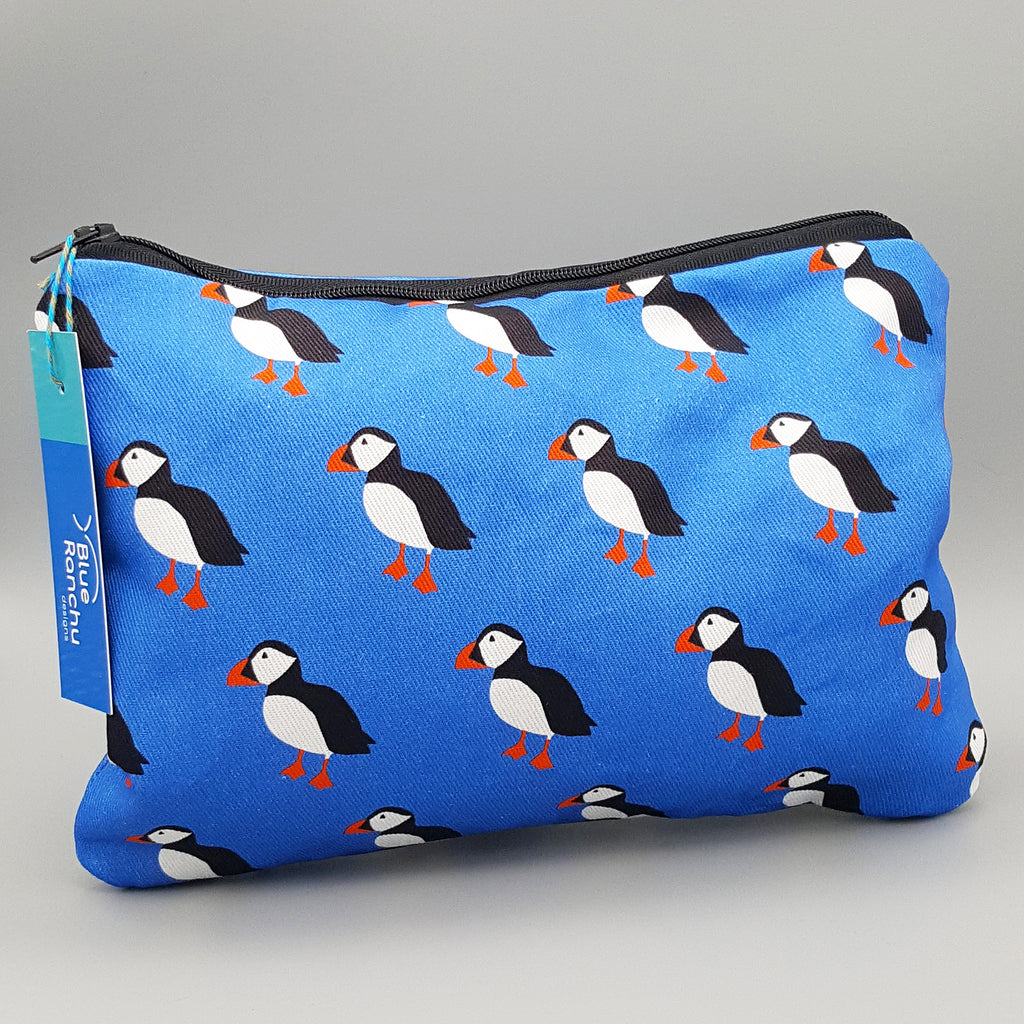 Puffin accessories bag