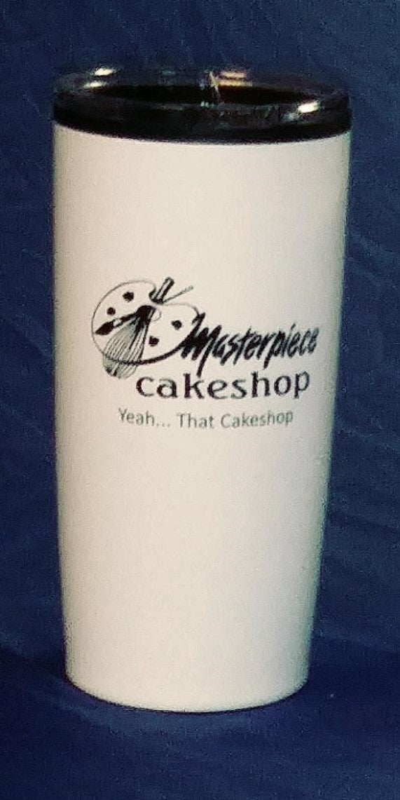 Masterpiece Cakeshop Travel Tumbler - 20 oz.