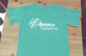 Open image in slideshow, Seafoam Green T-shirt (short and long sleeve)