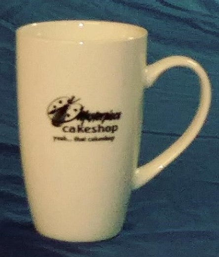 Masterpiece Cakeshop White Mug - 16 oz.