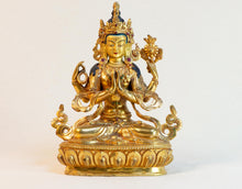 Load image into Gallery viewer, Buddha Chenrezig 15 cm