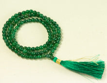 Load image into Gallery viewer, Quartz Aventurine Mala