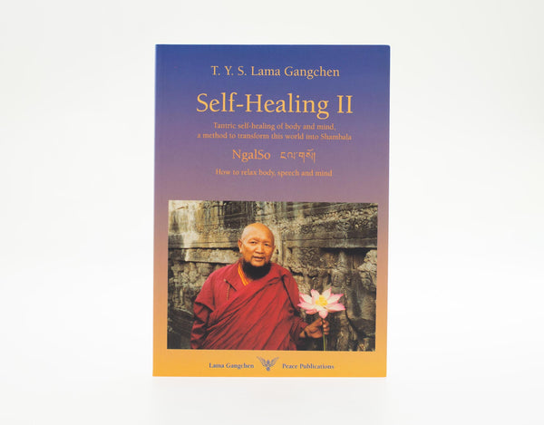 NgalSo Tantric Self-Healing II - How to Relax Body, Speech and Mind