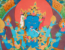 Load image into Gallery viewer, Guhyasamaja Thangka