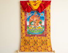 Load image into Gallery viewer, Protector  Dorje Shugden Thangka