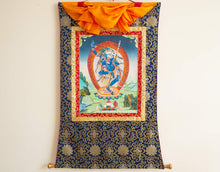 Load image into Gallery viewer, Singamukha Thangka