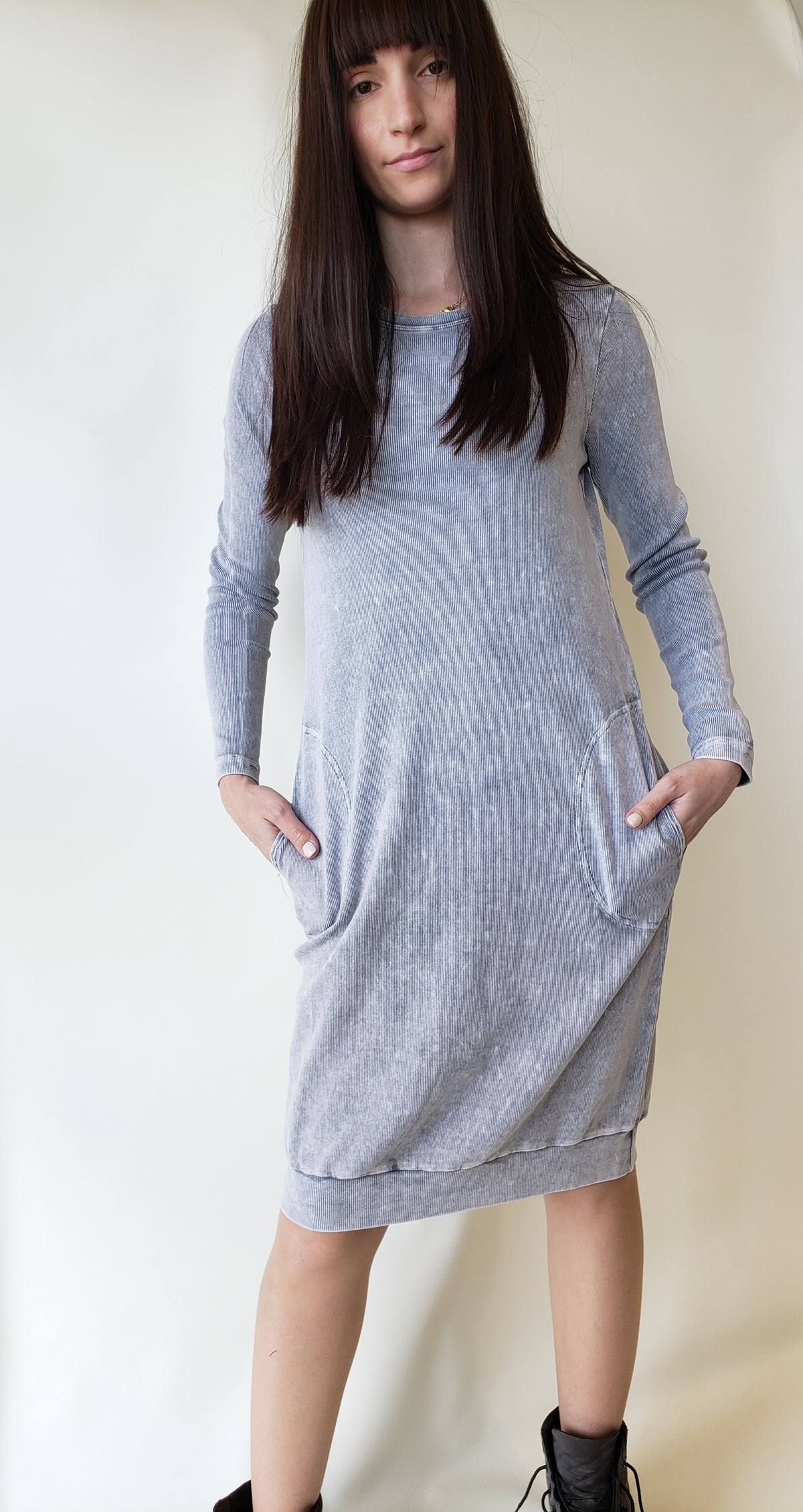 Hardtail Cocoon LS Dress