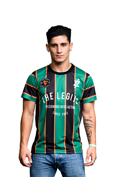 The Legits - Soccer Jersey (Green)