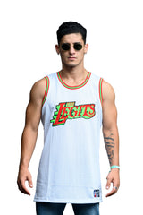 The Legits - Basketball Jersey (White)