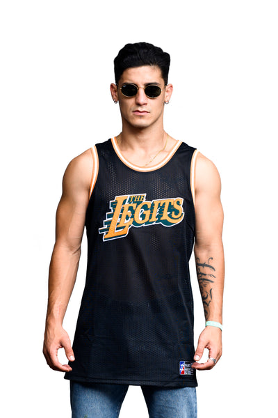 The Legits - Basketball Jersey (Black)