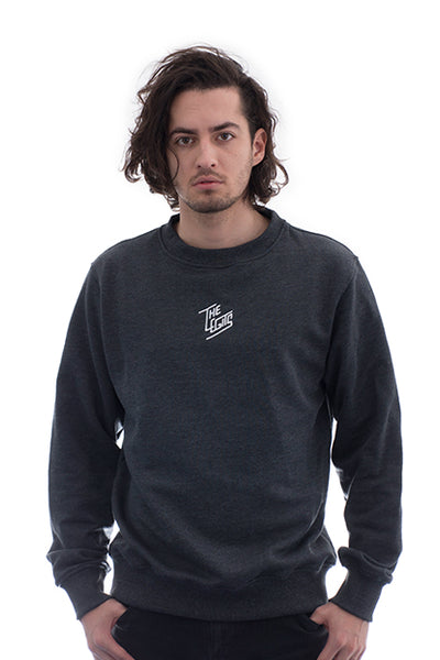 Sweater - Clean Cut (Dark Grey)