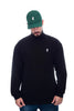 Turtle Neck - Nation of Doers (Black)