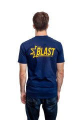Tee - The Legits Blast 2018 Official (Navy)