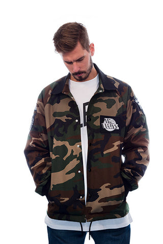 Nation of Doers Camo Jacket