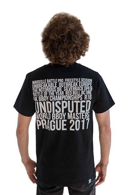 Undisputed 2016 x The Legits Tee