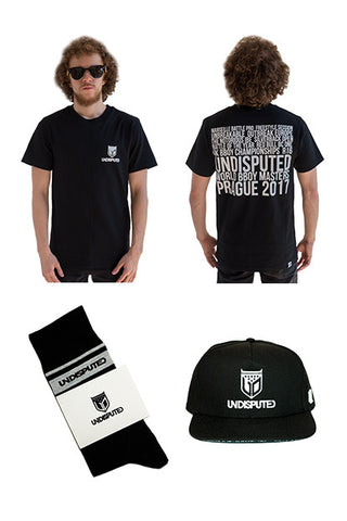 Undisputed 2016 x The Legits Collaboration Package