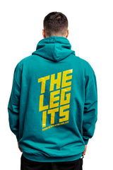 Hoodie - The Legits Logo Winter 20 (Jade)