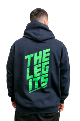 Hoodie - The Legits Logo Winter 20 (Navy)
