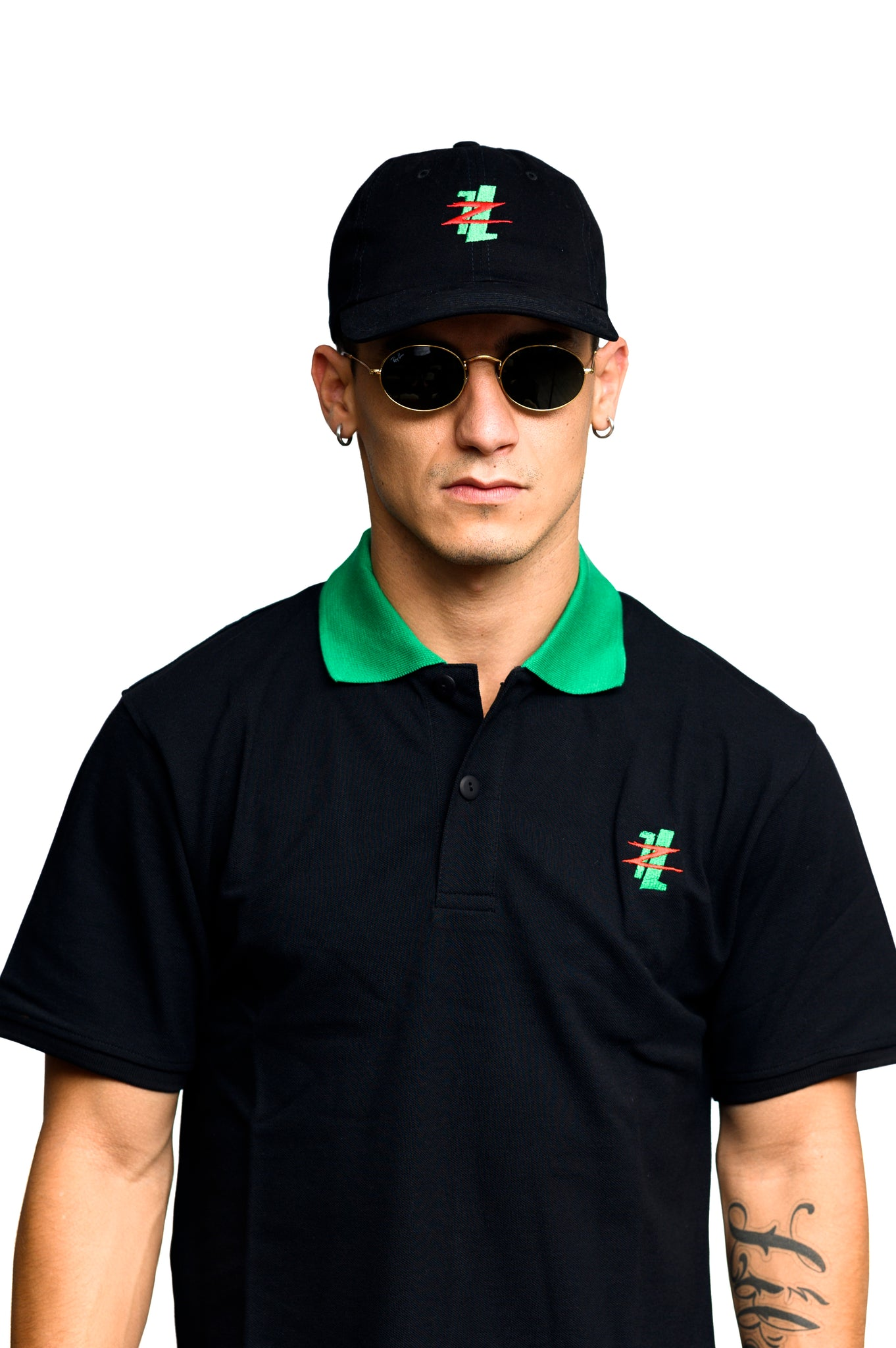 Lil Zoo x The Legits -  TL Zoo Polo Tee